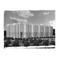 Комплект децентралізованої вентиляції для однокімнатної квартири за адресою Львів, Червоної Калини (Сихів)