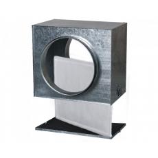 Централізована система вентиляції для офісного приміщення,  площею 160 кв. м.