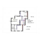 Централізована система вентиляції для стоматологічної клініки площею 81 кв.м.