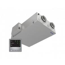 Централізована вентиляція  для будинку площею138 м.кв системою Vents Flexivent