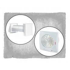 Комплект природної вентиляції для двокімнатної квартири за адресою Львів, Червоної Калини (Сихів)