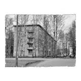 Централізована вентиляція  квартири старого фонду тип 2 (однокімнатна)