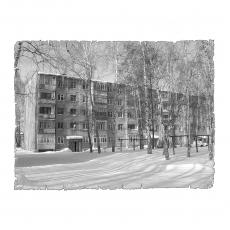 Централізована вентиляція  квартири старого фонду тип 2 (двокімнатна)