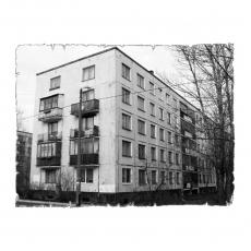 Централізована вентиляція  квартири старого фонду тип 1 (трикімнатна)