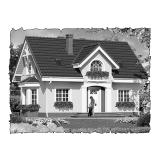 Централізована вентиляція будинку в  коріандрі  ( двоповерховий )