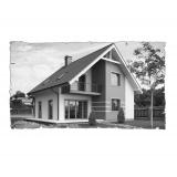 Природна вентиляція для  будинку ( двоповерховий, тип 3 )