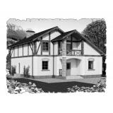 Природна вентиляція для  будинку ( двоповерховий, тип 6 )