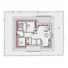 Приточна вентиляція будинку по проекту z10