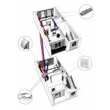 Комплект централізованої вентиляції для ЖК Перший Парковий (м. Хмельницкий)