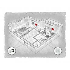 Децентралізована вентиляція  квартири житловий район Академічний, м. Вінниця ( однокімнатна )