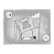 Комплект децентралізованої вентиляції для однокімнатної квартири ЖК Перспектива (м. Івано-Франківськ)