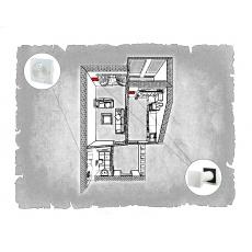 Комплект децентралізованої вентиляції для однокімнатної квартири вул. Лемківська, 9 (м. Львів)