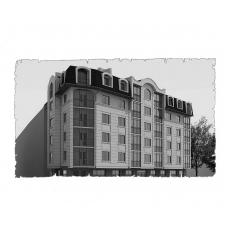 Комплект централізованої вентиляції для однокімнатної квартири (Львів, вул. Шептицьких)