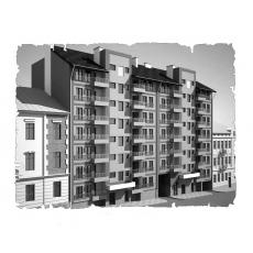 Комплект централізованої вентиляції для однокімнатної квартири вул. Мучна (м. Львів)