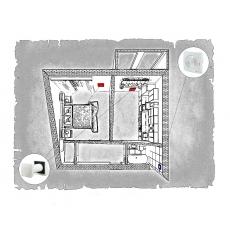 Комплект децентралізованої вентиляції для однокімнатної квартири вул. Мучна (м. Львів)