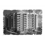 Комплект централізованої вентиляції для однокімнатної квартири вул. Перфецького,11а (м. Львів)