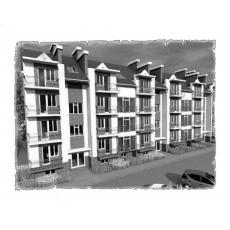 Децентралізована вентиляція  квартири  ЖК Озерний край, м. Ужгород ( однокімнатна )