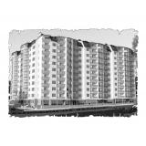 Природна вентиляція  квартири ЖК Санта Нова  м. Львів ( двокімнатна )