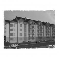 Децентралізована вентиляція  квартири  ЖК Затишна оселя  м. Ужгород ( однокімнатна )