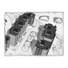 Децентралізована вентиляція  квартири  ЖК Відродження, м. Луцьк ( однокімнатна )