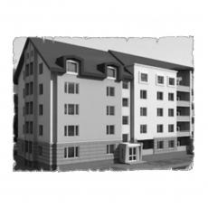 Децентралізована вентиляція  квартири  ЖК Злата Рудня, м. Житомир ( однокімнатна )