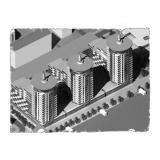 Природна вентиляція  квартири  ЖК Злата Рудня, м. Житомир ( однокімнатна )