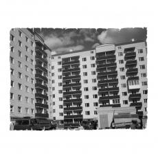 Приточна вентиляція квартири  вул. Старобілоуська  м. Чернігів ( двокімнатна )