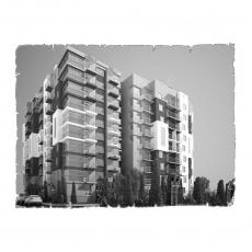 Природна вентиляція  квартири ЖК Галактика м. Чернівці ( двокімнатна )