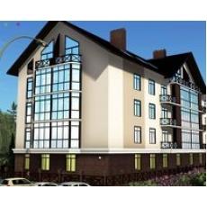 Централізована вентиляція  квартири  ЖК Rainbow House, вул. Райдужна 44,  Київ ( двокімнатна )