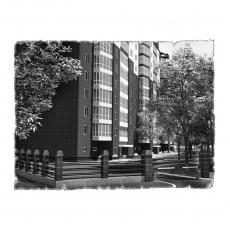 Природна вентиляція  квартири  ЖК Ріверсайд м. Рівне ( двокімнатна )