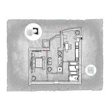 Децентралізована вентиляція  квартири  ЖК Ріверсайд м. Рівне ( двокімнатна )