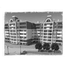Децентралізована вентиляція  квартири  ЖК Стрілецька набережна по вул. Срілецька  м. Чернігів ( двокімнатна )
