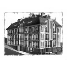 Природна вентиляція  квартири ЖК Віконт м. Київ ( двокімнатна )