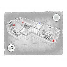 Комплект природної вентиляції для двокімнатної квартири (Львів, вул. Дем'янська)
