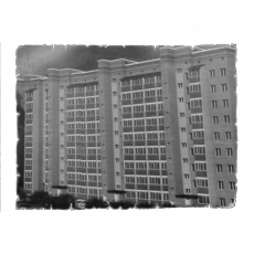 Децентралізована вентиляція  квартири на вул.Іващенка 2  м. Луцьк (двокімнатна)
