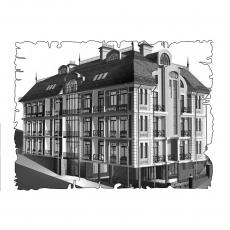 Приточна вентиляція квартири на вул. Лук'янівська, 11, м. Київ ( двокімнатна )