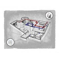 Централізована вентиляція  квартири вул.Липова Тернопіль ( двокімнатна )