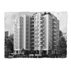 Комплект децентралізованої вентиляції для чотирикімнатної квартири  (Львів, вул. Рильського)