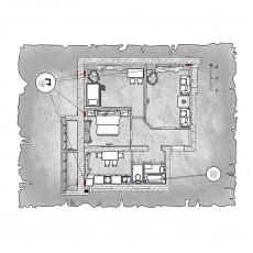 Децентралізована вентиляція  квартири по вул. Коновальця-Черняка  м. Рівне (трикімнатна)