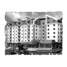 Централізована вентиляція  квартири по вул. Коновальця-Черняка  м. Рівне ( трикімнатна )