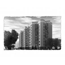 Природна вентиляція  квартири  вул. Рубчака, Львів, ( трикімнатна )