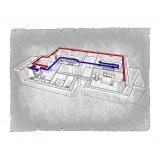 Комплект централізованої вентиляції для трикімнатної квартири (Львів, вул. Рубчака)