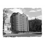 Природна вентиляція  квартири  вул. Панянка  м. Полтава ( трикімнатна )