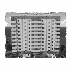 Децентралізована вентиляція  квартири на вул. Чорновола, м. Суми (трикімнатна)