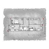 Децентралізована вентиляція  квартири  в  ЖК 21 Перлина, вул. Архітекторська, м. Одеса (трикімнатна)