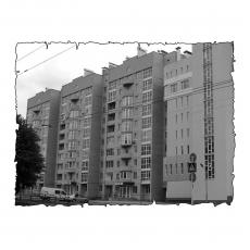Централізована вентиляція  квартири ЖК Банківський, вул. Перемоги, 99 м. Житомир (трикімнатна)