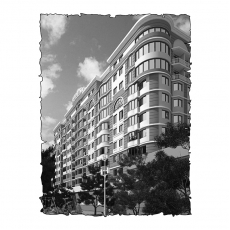 Природна вентиляція  квартири  ЖК Lux House вул. Соборна 5а м. Рівне ( трикімнатна )