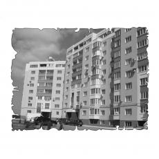 Централізована вентиляція  квартири ЖК Нова Митниця, вул. Жужоми, м.Черкаси (трикімнатна)