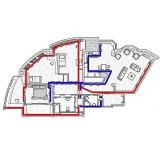 Централізована вентиляція з додатковим догрівом квартири  ЖК Павлове Поле  м. Харків ( трикімнатна )