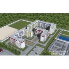 Централізована вентиляція  квартири на спіровенті пр. Перемоги 83, м. Харків ( трикімнатна )
